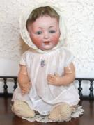 Antique German collectible doll JDK Kestner, mold 226