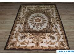ARYLIC CARPET TOSKANA 2942A CREAM