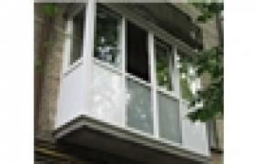 Балконные рамы, окна из профиля REHAU