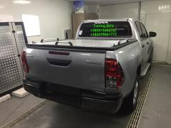 Body cover pickup Ford Ranger Limited. Cover for Toyota Hilux