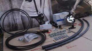 Full kit LPG 2-4 generations, Guarantee of, Italy, No peopl