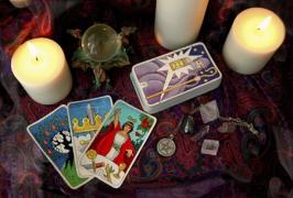 Help of a magician. Love spell. Divination