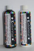 Industrial paint for leather, imitation leather, rubber and PVC TM Kolorstar