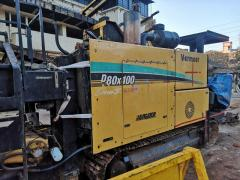 Installation of horizontal drilling HDD
