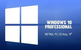 Ліцензійний ключ Windows 10 PRO, 32/64 bit Цифрова ліцензія