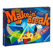 "M10-110075, Board game ""Make'n Break!"", 8+, multicolored"