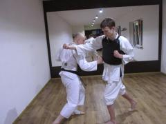 Martial art. School of martial arts - Shorinji Kempo