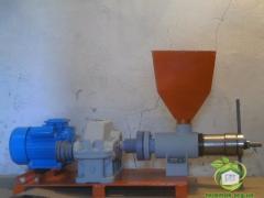 Маслопрес шнековий, гранулятор, маслодавка, екструдер, маслоробка, олийныця