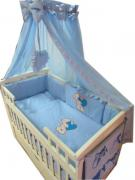 Promotion! Exclusive bedding sets to crib from the manufacturer