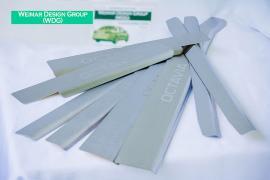 Scuff plates for Skoda Octavia A7 WDG