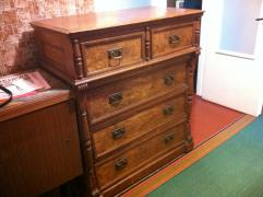 Sell antique chest of drawers-price negotiable