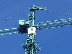 Sell Italian tower crane Simma's 15.56