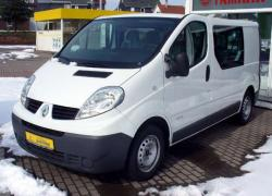 sell spare parts for Renault trafic 1.9 dci