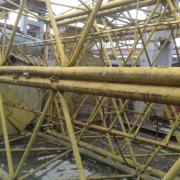 Sell tower crane of KB 405