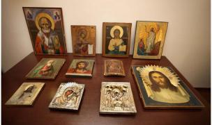 To obtain permission to export icons from Ukraine