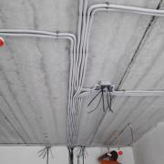 Услуги электрика без пыли. Штробы без пыли с пылесосом